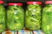 Салат із зелених помідорів на зиму — смачні рецепти приготування в банках з фото