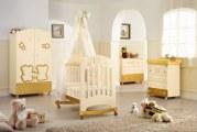 Порада 1: Як зробити балдахін на дитяче ліжечко