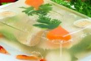 Холодець із судака — покрокові прості рецепти приготування на желатині з фото