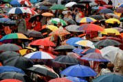 Як вибрати парасольку до весни
