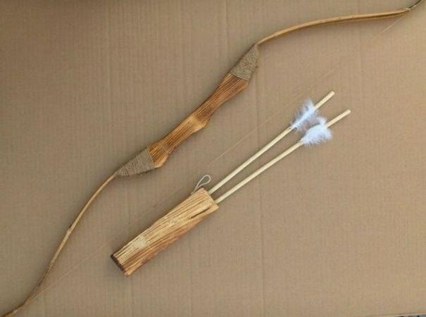 Стрелы к лук своими руками