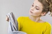Як вивести з одягу старе жирне пляма