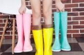 Порада 1: Гумові чоботи: з чим їх можна поєднувати
