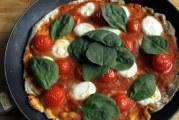 Рідке тісто для піци — за рецептами приготування в духовці на сковороді з фото