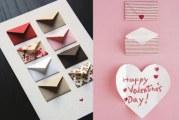 Як зробити листівку з побажаннями для коханої