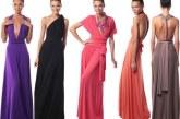 Платье трансформер: 20 вариантов в одном изделии