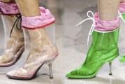 Як красиво носити гумові чоботи
