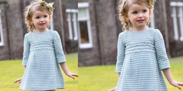Літні сукні для дівчаток 2017 — новинки дитячої одягу c307607d1a919