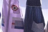 Простий спосіб зшити два кухонного фартуха з чоловічої сорочки