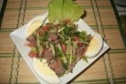 Як правильно готувати національний узбецький салат «Бахор»
