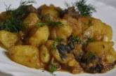 Картопля в мультиварці — як готувати варену, смажену, тушковану і запечену покроково