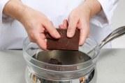 Як розтопити шоколад — способи і покрокова інструкція з фото і відео