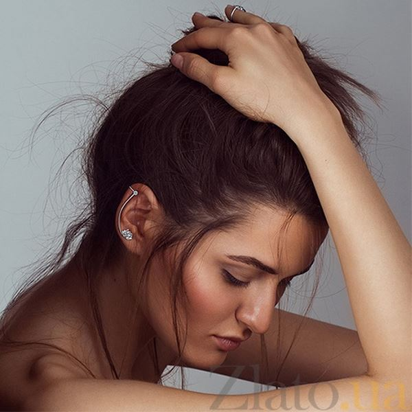 Сережка в одно ухо