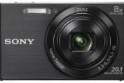 Цифровий фотоапарат Sony DSC W830: характеристики, відгуки