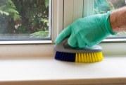 Чим мити пластикові вікна і підвіконня
