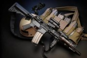 Американська штурмова гвинтівка гвинтівку М4: технічні характеристики, історія створення