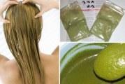 Як зробити маску для волосся з безбарвної хни