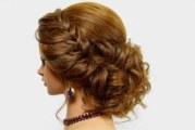 Як зробити зачіску на середні волосся вдома