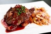 Соус з червоної смородини до м'яса: рецепт