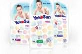 Підгузники Yokosun — відгуки покупців, характеристики й особливості