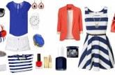 Як підібрати гардероб в морському стилі