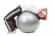 Як схуднути з фітболом