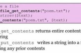 Запис даних у файл за допомогою php file_put_contents.