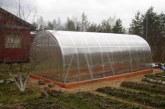 Як провести осінню санітарну обробку теплиці з полікарбонату