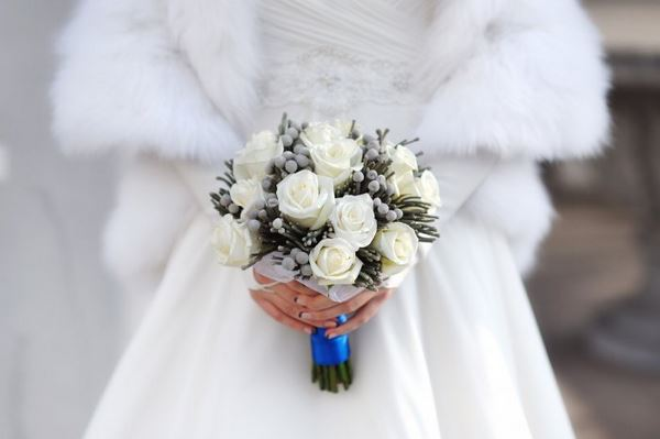 букет нареченої
