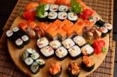 Как побывать в Японии за один вечер, или Покупка суши у Q-Sushi