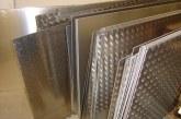 Алюминиевый лист – незаменимый материал во всех сферах жизнедеятельности человека