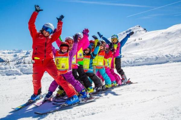 Як вибрати лижі дитині по зростанню  60719aa44724a