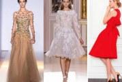 Яке плаття вибрати для святкування Нового року