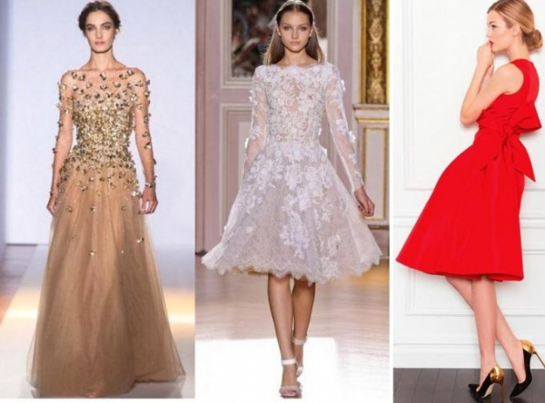 Яке плаття вибрати для святкування Нового року b3fdc02a8e623