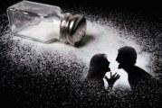 До чого розсипається сіль