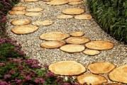 Як зробити садові доріжки своїми руками