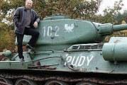 Танк Rudy: історія та фото
