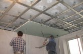 Як зробити підвісну стелю з гіпсокартону своїми руками