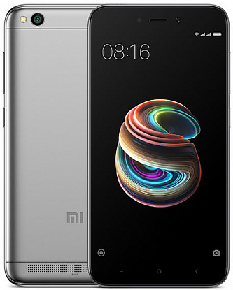 Смартфон Xiaomi Redmi 5A 2/16GB Gray