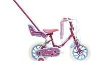 Как выбрать детский велосипед с ручкой?