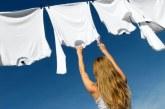 Як відбілити речі, не руйнуючи структуру тканини