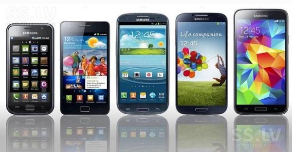 мобільні телефони самсунг
