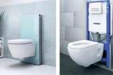Современный туалет с инсталляцией: преимущества