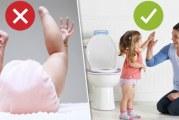 Як відучити дитину від підгузків