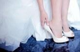 Як нареченій вибрати весільні туфлі своєї мрії