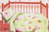 Як вибрати постільну білизну для дитини