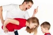 Що робити, якщо батьки кричать на дитину у вашій присутності