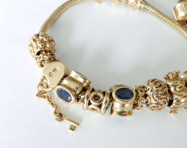 Золоті браслети «Пандора»  відгуки 4ca18a94aafc0