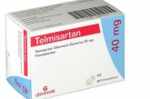 Телмисартан: інструкція із застосування, показання, ціна