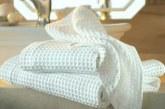 Як відбілити кухонні рушники в домашніх умовах